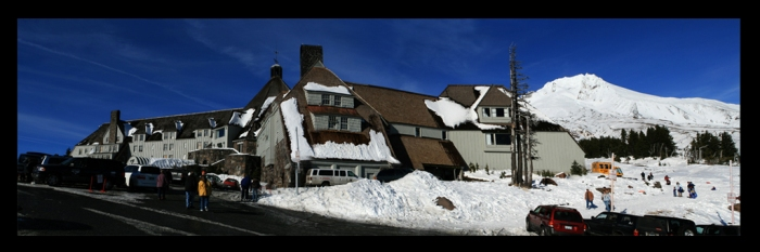 Timberline Lodge/Flickr Creative Commons/by Joe Leeteerakul