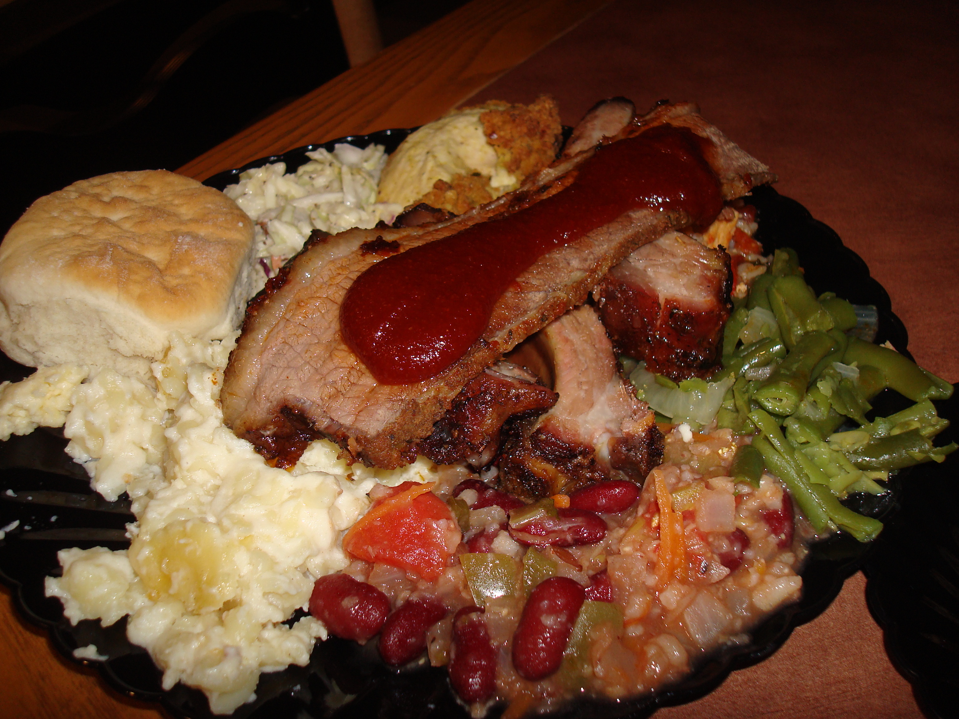 Yes virginia there is soul food in oregon baltimoregon for Amy ruth s home style southern cuisine